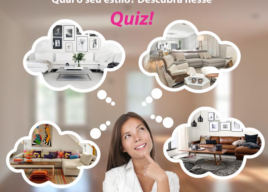 Decoração de interiores: você sabe seu estilo?
