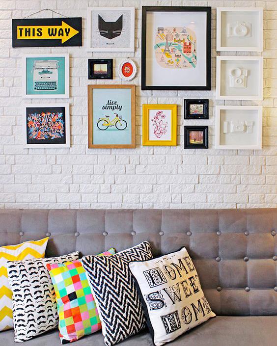 6d4265c89 10 maneiras de usar cor na decoração de sua sala de estar ou de jantar