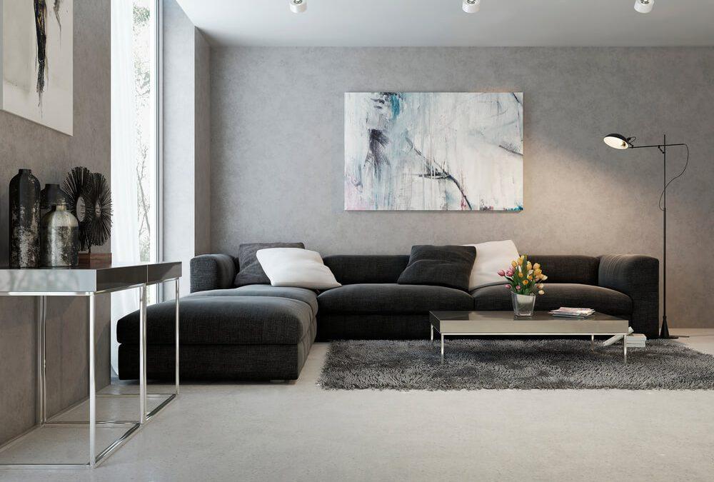Decoração minimalista: como fazer? A gente explica!