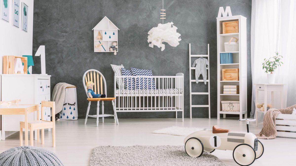 Fique por dentro do que não pode faltar em um quarto de bebê