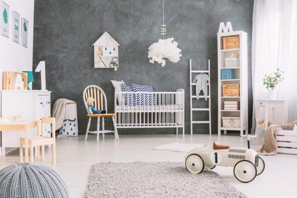 o que não pode faltar em um quarto de bebê