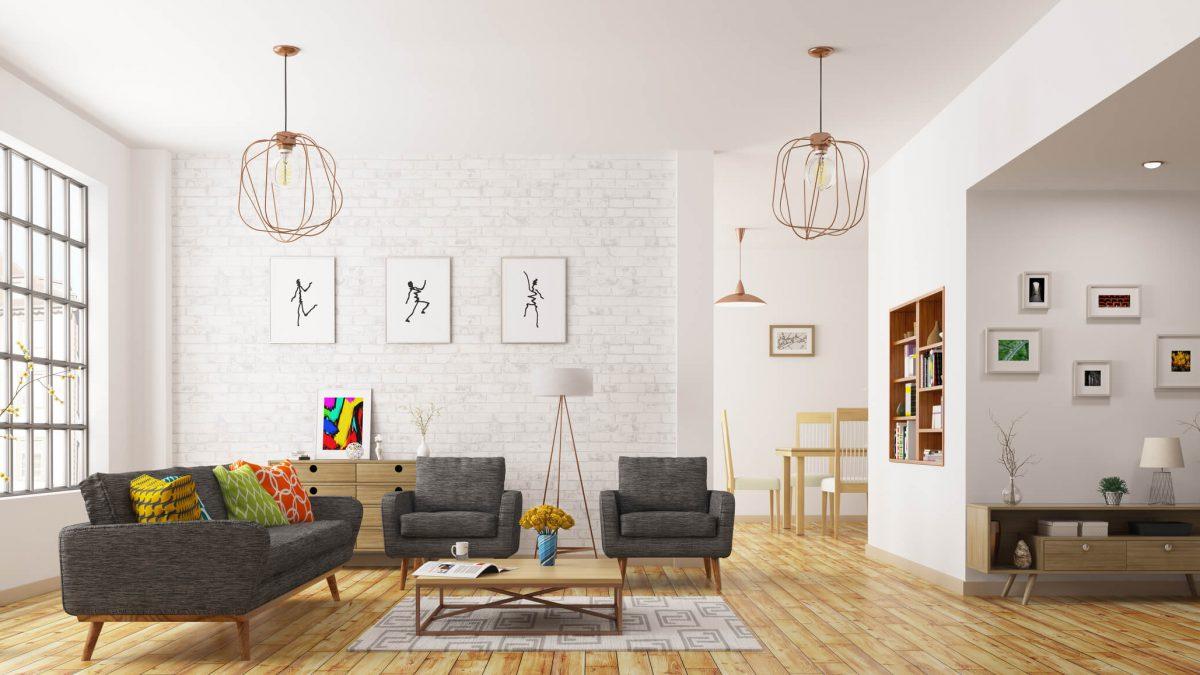Conheça 7 dicas práticas de como decorar sala para dois ambientes
