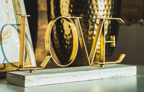 como fazer letras decorativas