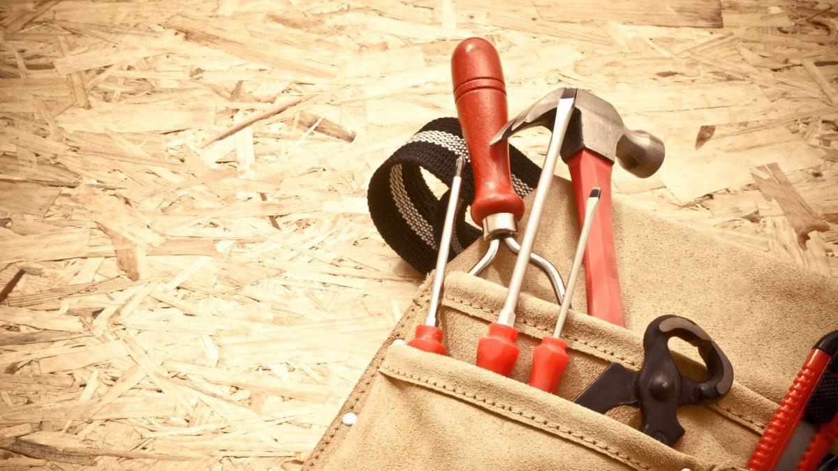 Quais as principais ferramentas para se ter em casa? Confira!