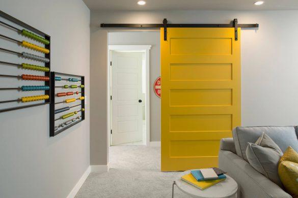 Como fazer portas decoradas