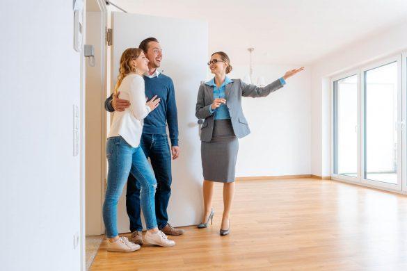 como escolher um apartamento para alugar