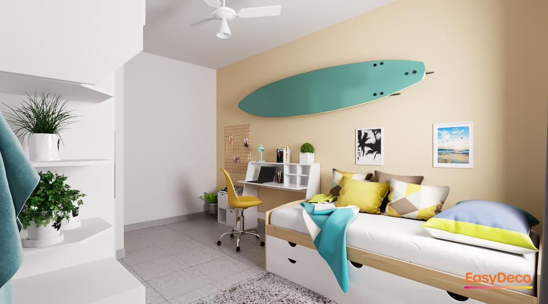 Como decorar com estilo Cool