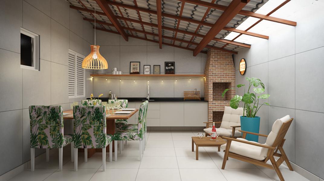 Como usar a decoração rústica na sua casa
