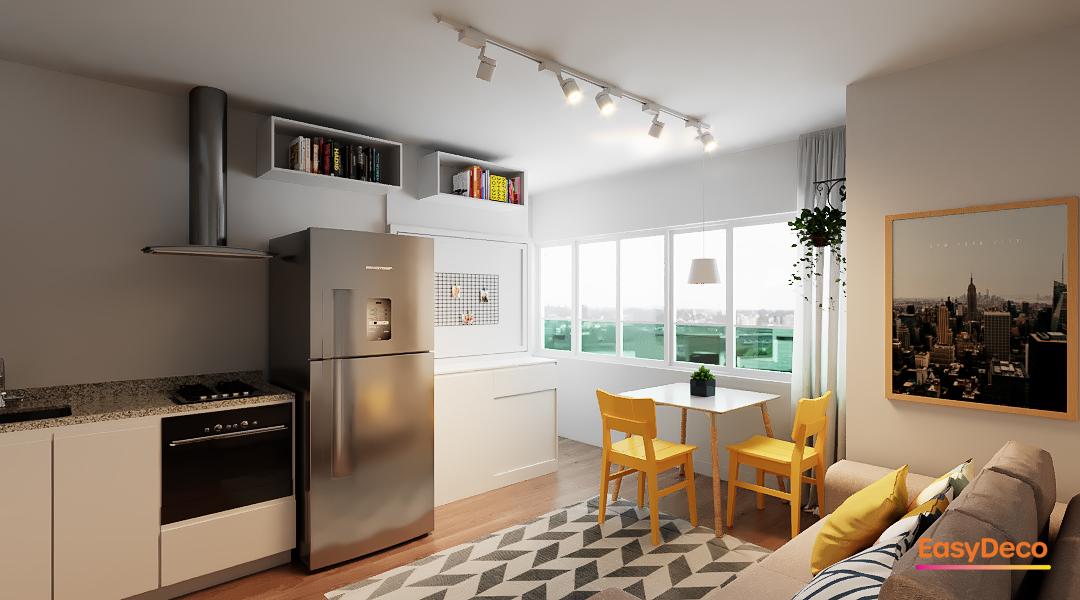 4 dicas para deixar o apartamento mais prático