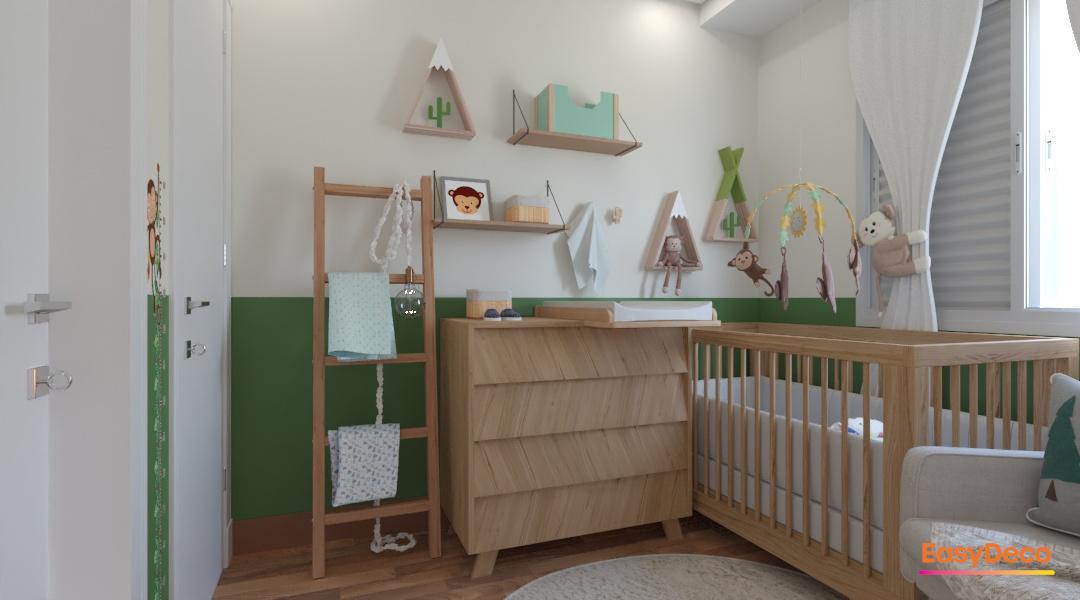 Veja como montar o quarto ideal para o desenvolvimento do seu filho